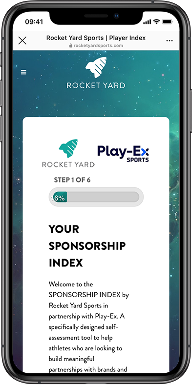 Play-Ex Rocket Yard Sponsorship Index
